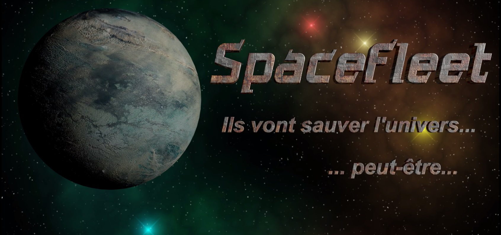 Spacefleet – Prologue