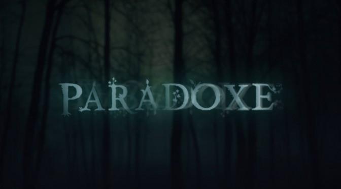 Paradoxe – genèse